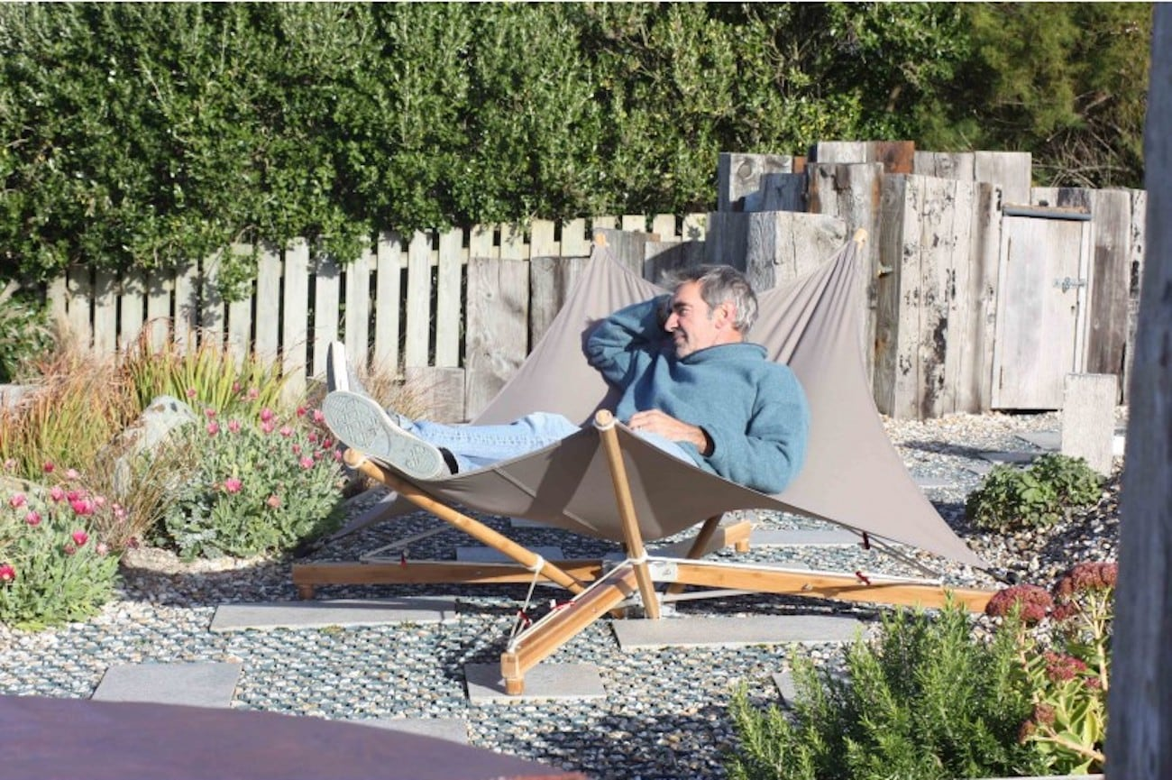 Cacoon Kajito Foldable Bamboo Deck Chair
