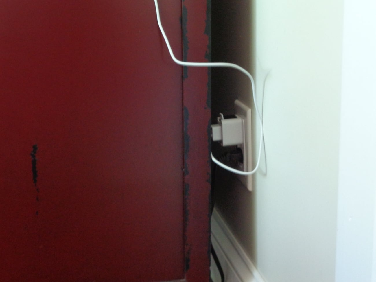 Charger Cuff Secure Charging Block
