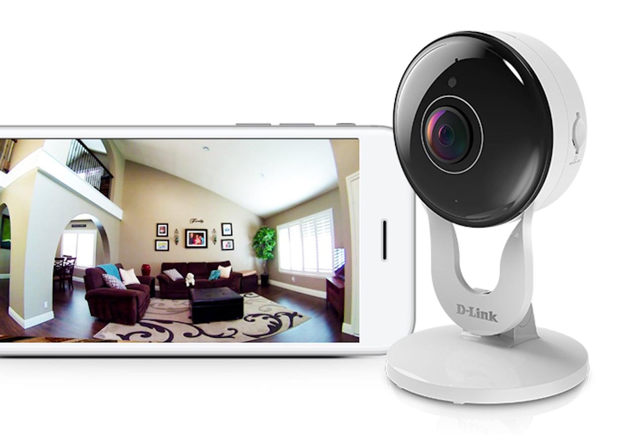 D-Link Full HD Wi-Fi Camera