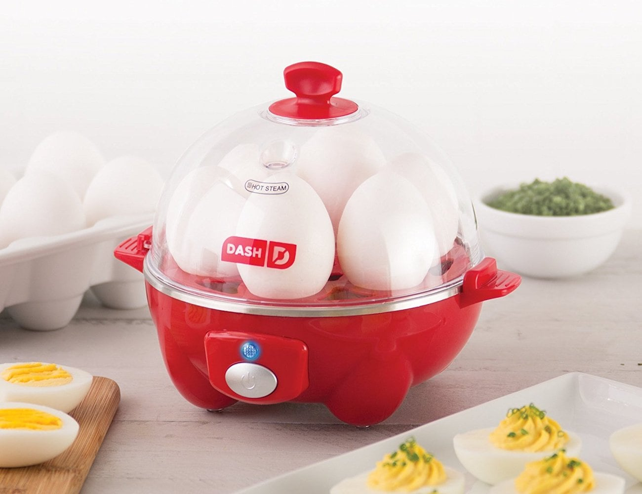 Dash Rapid Electric Egg Cooker