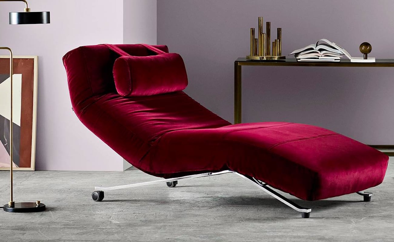 Eilersen Control Reclining Lounge Chair
