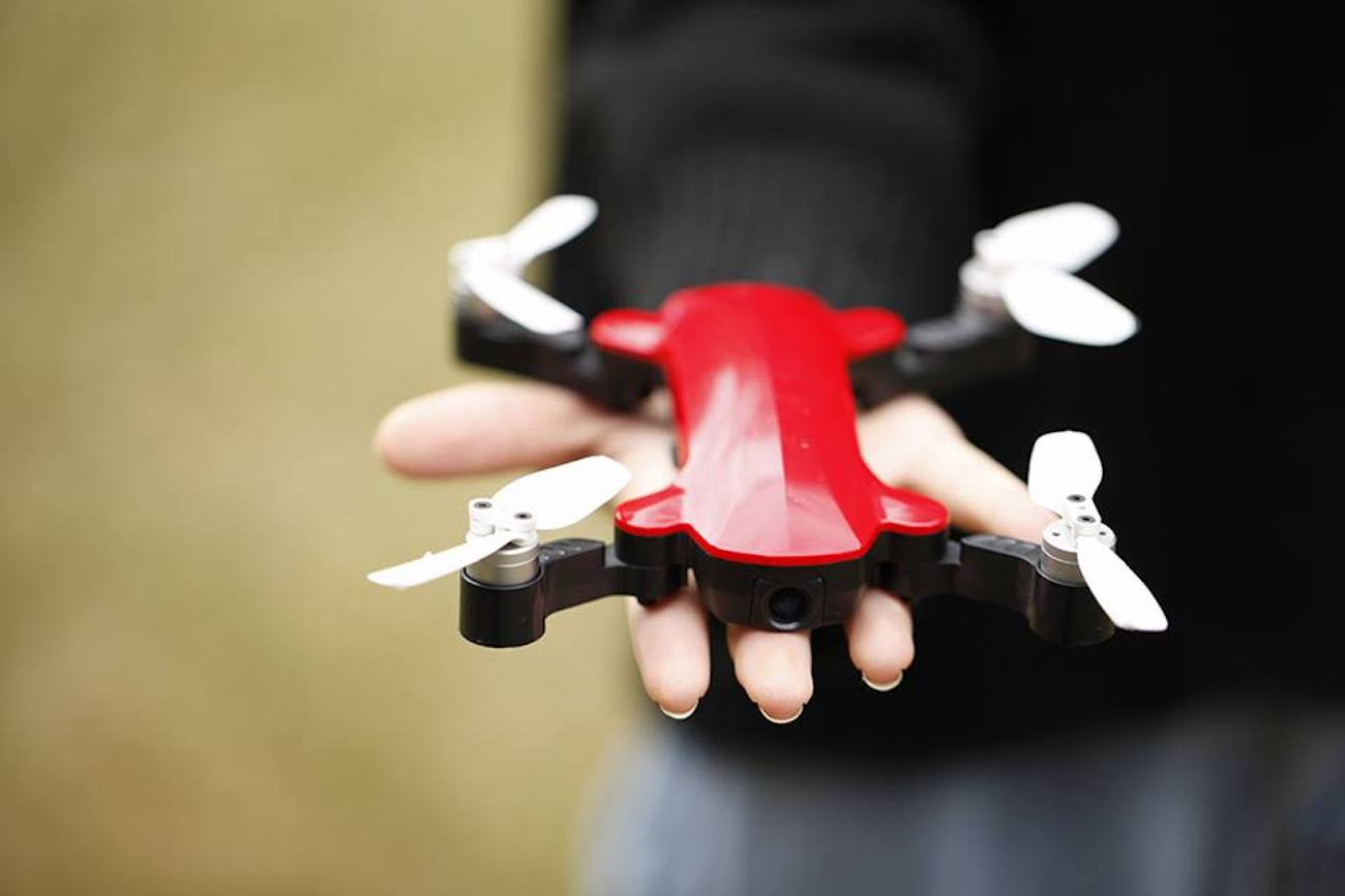 Fairy Drone Portable Full HD Aerial Photographer