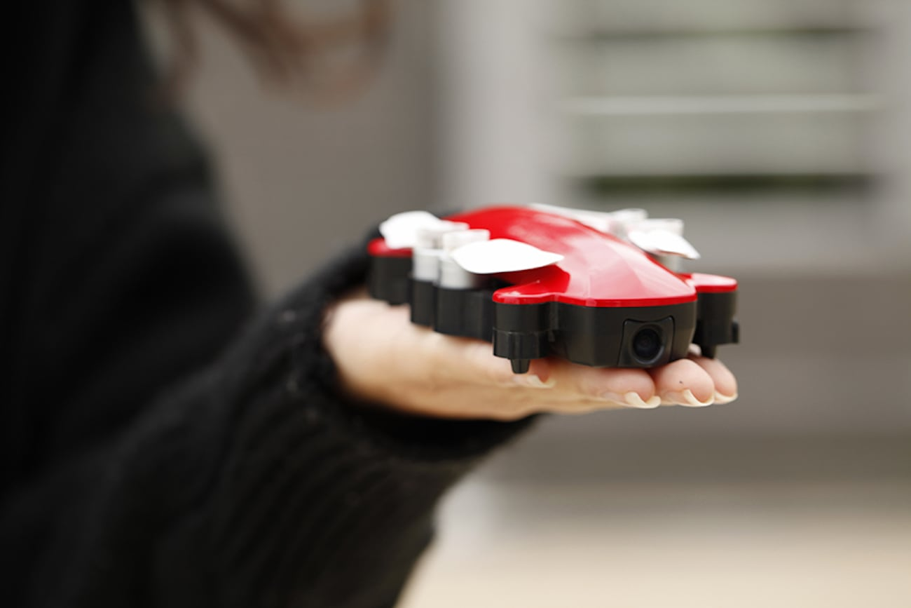 Fairy Drone Portable Full HD Aerial Photographer