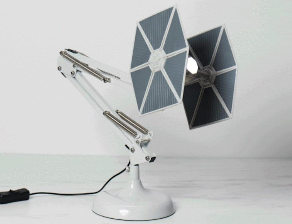 Firebox+Stars+Wars+TIE+Fighter+Desk+Lamp