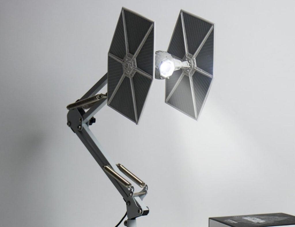 Firebox Star Wars TIE Fighter Desk Lamp