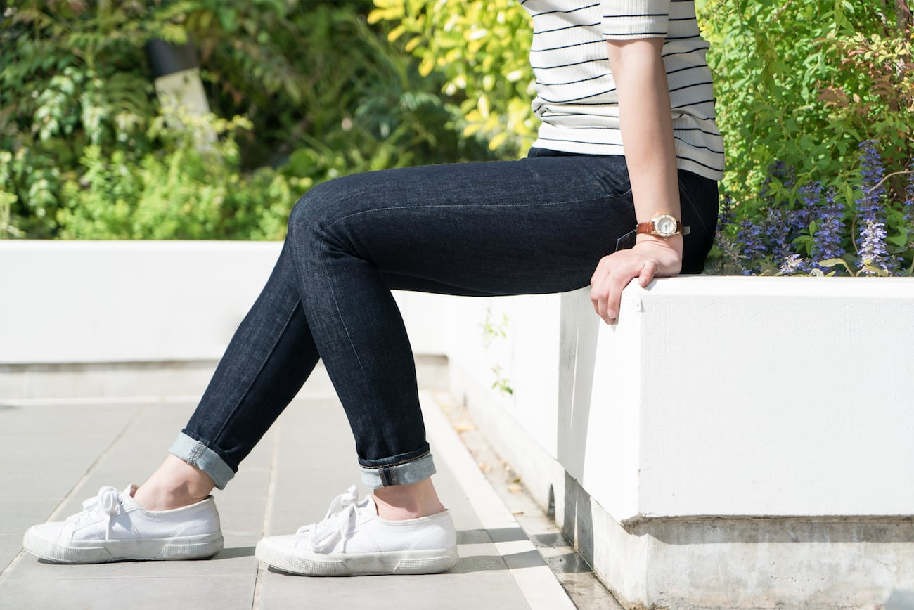 Flyte Minimalist Travel Jeans