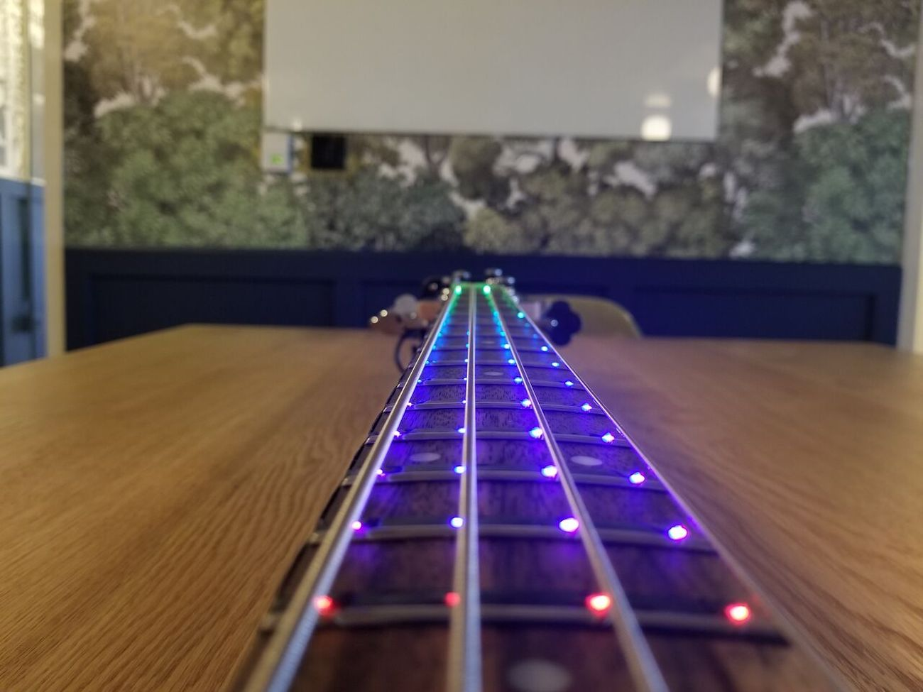 Fret Zealot LED Bass Guitar Learning System