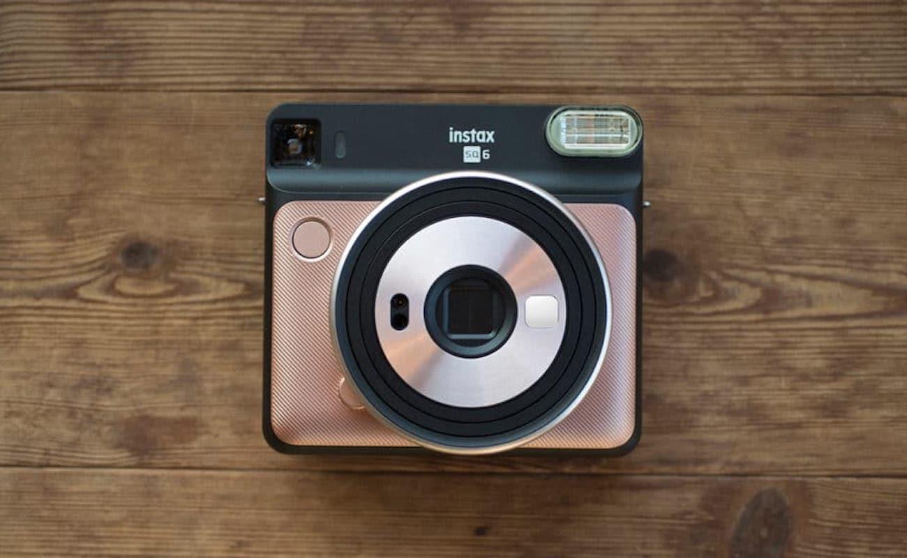 Fujifilm Instax SQ6 Square Format Analog Camera