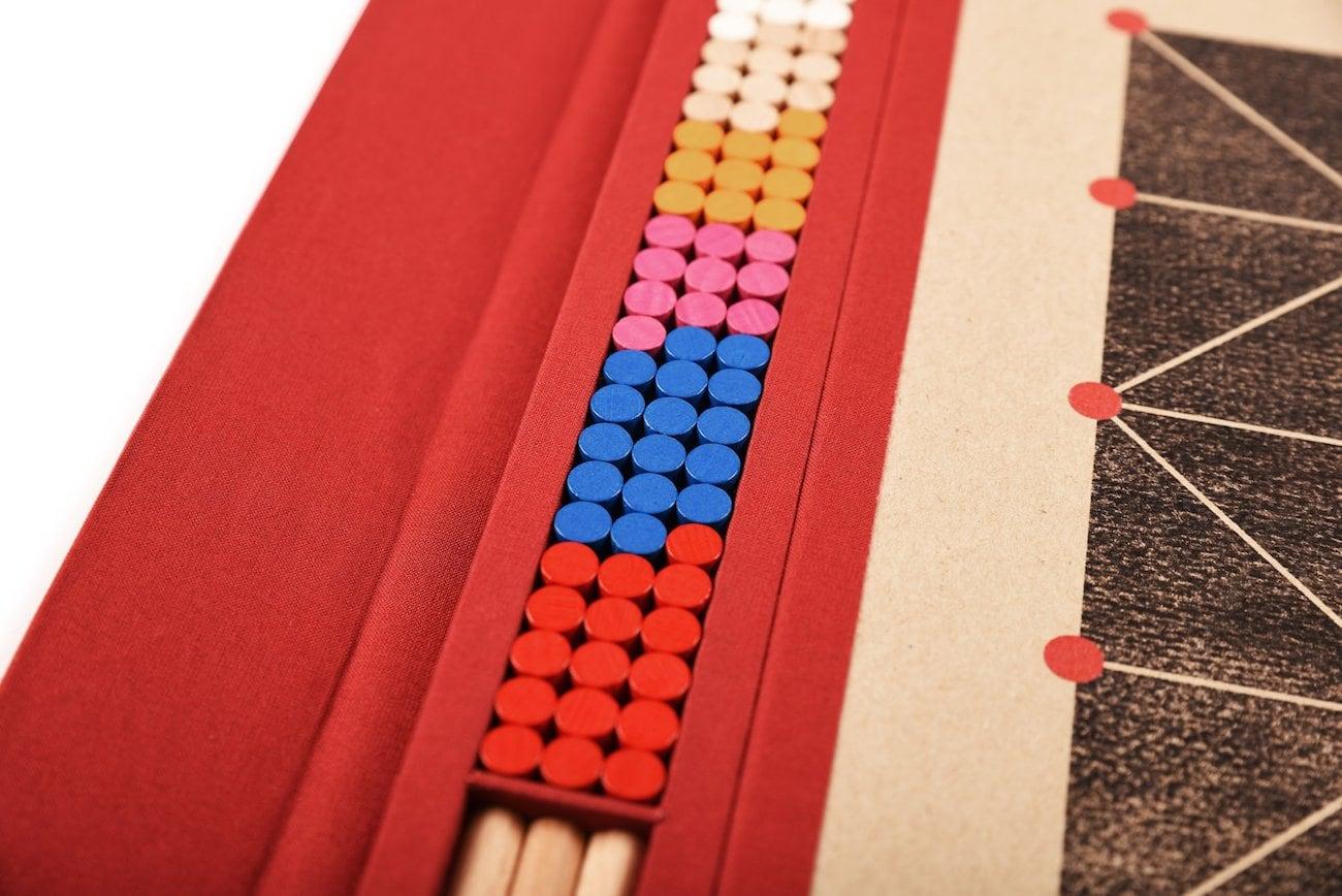GAMEBOOK Interactive Book of Board Games