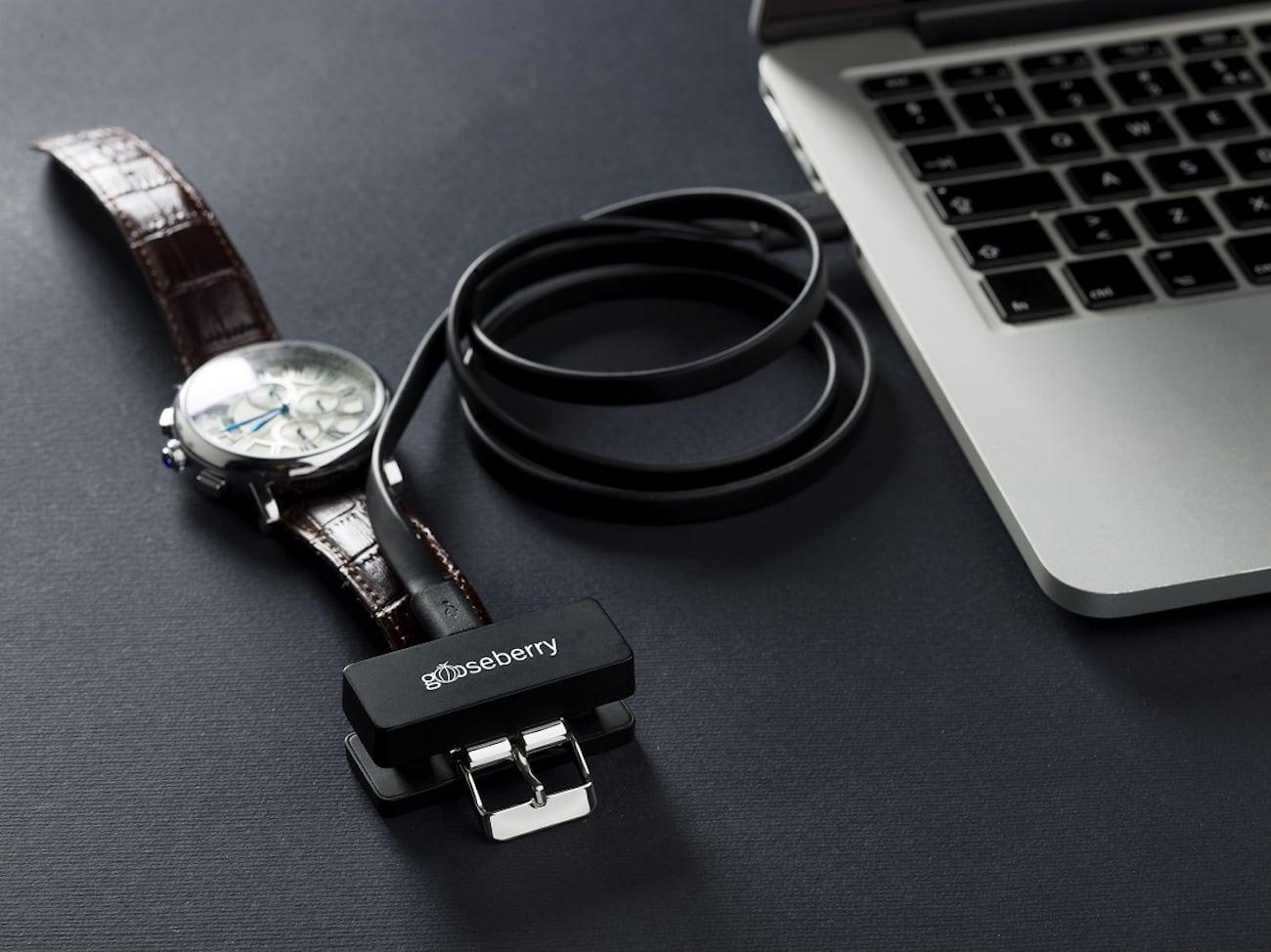 Gooseberry Smart Buckle Activity Tracker