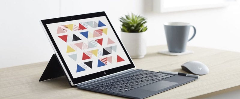 You won't believe the battery life of the new HP ENVY x2 laptop