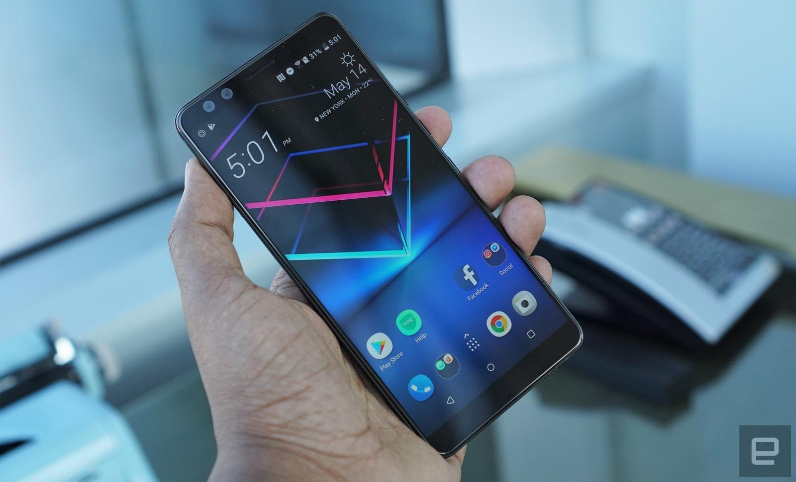 HTC U12+ Dual Camera Smartphone