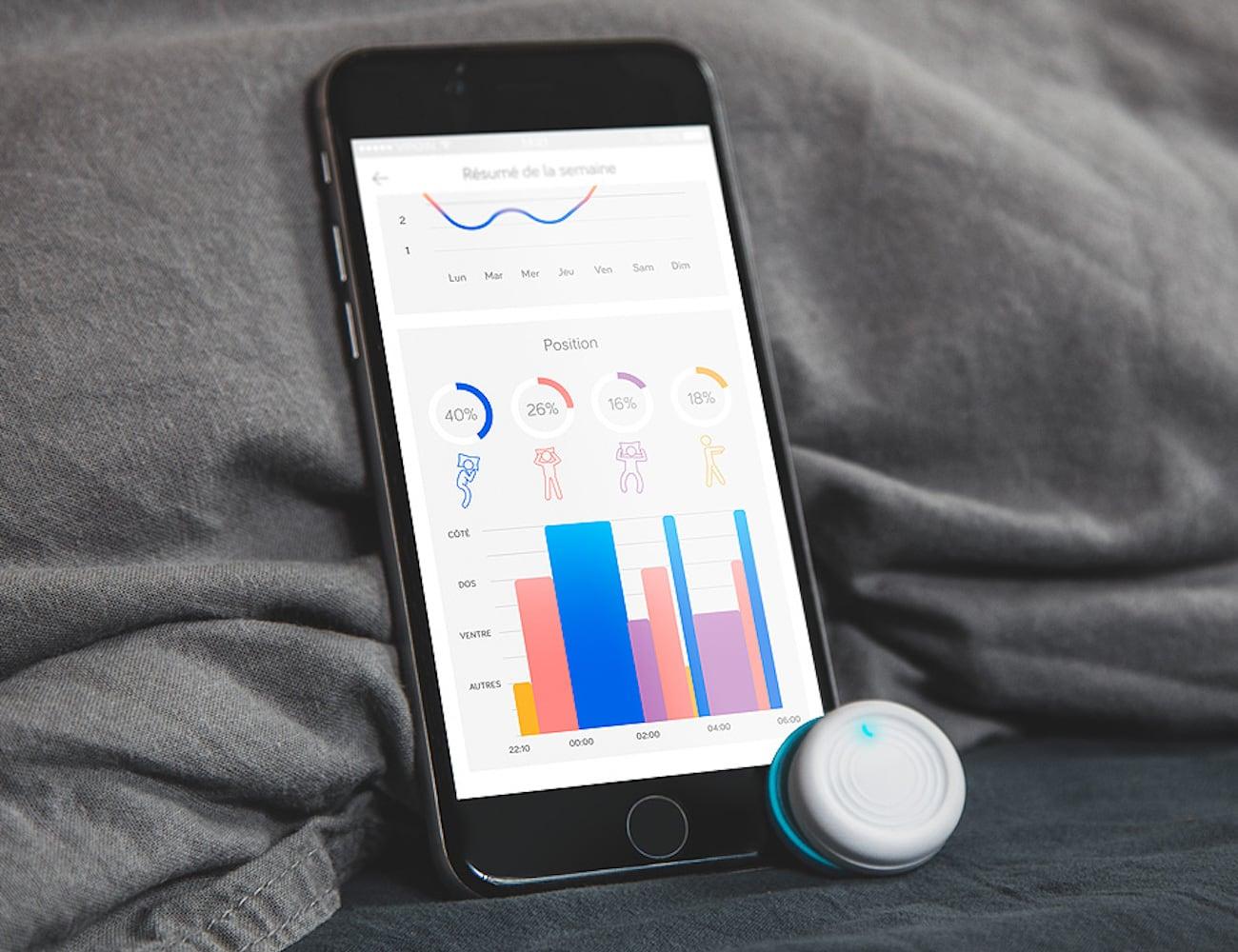 Holi SleepSensor Advanced Sleep Tracker