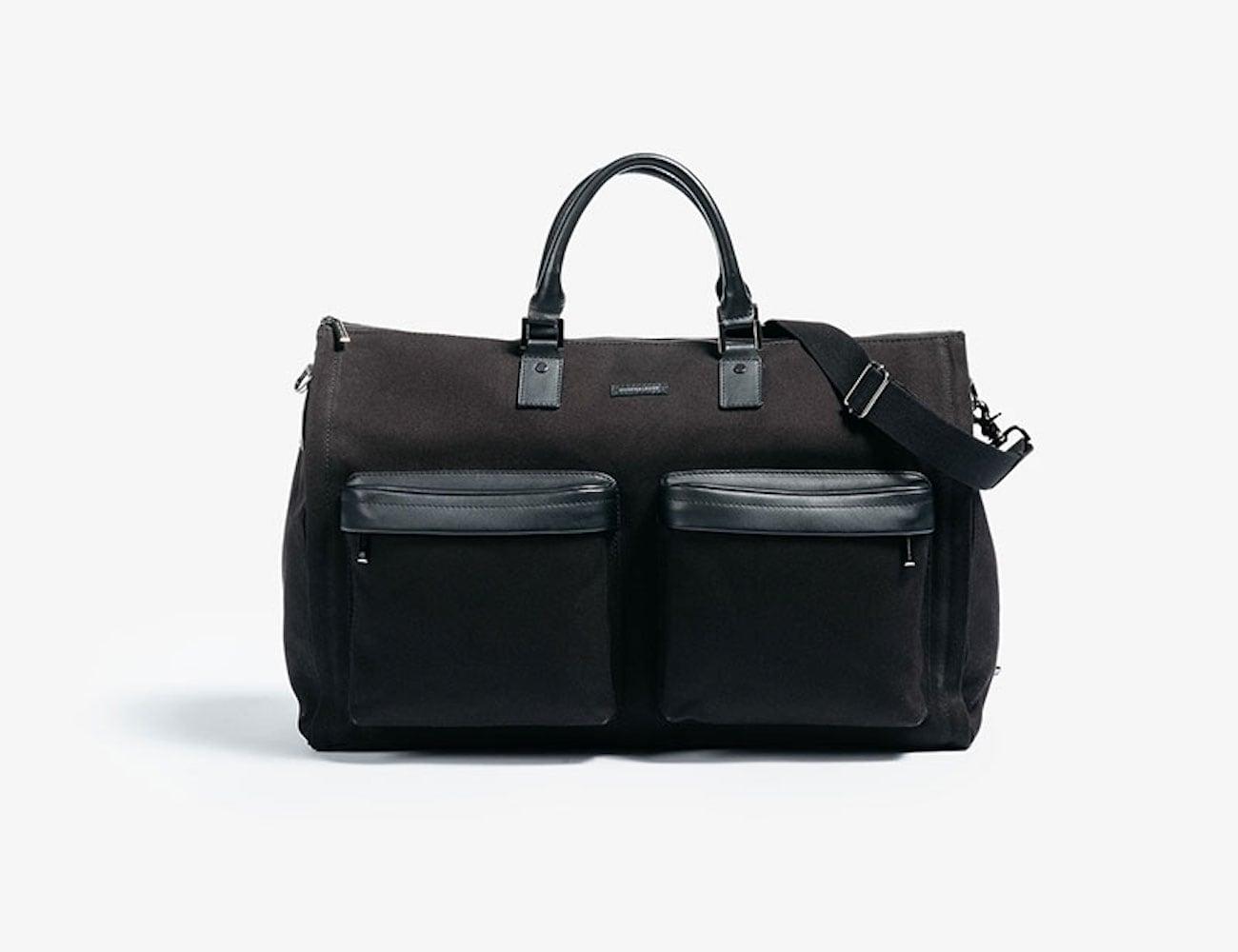 Hook & Albert Twill Garment Weekender Bag
