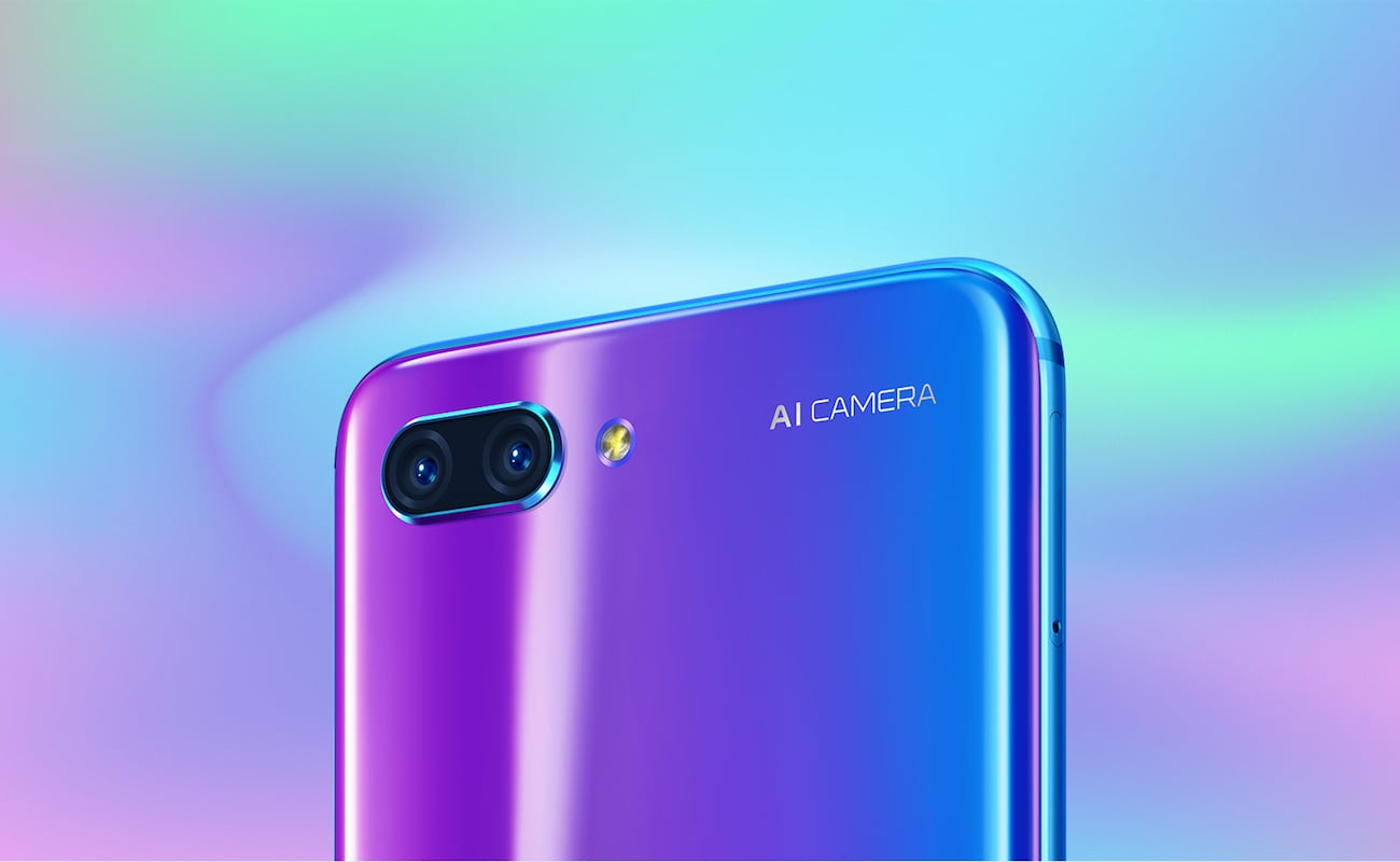 Huawei Honor 10 Dual AI Camera Smartphone