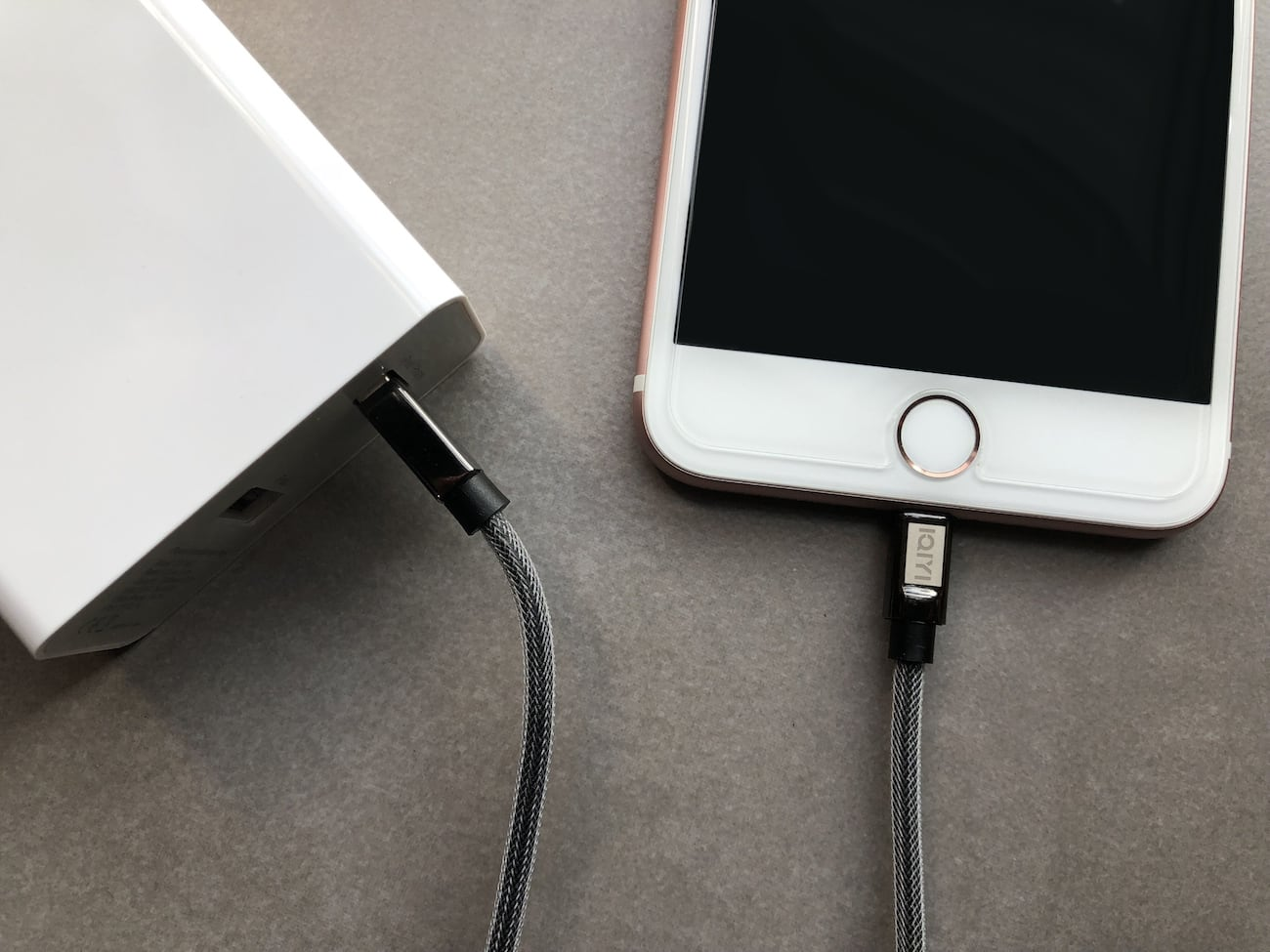 IQIYI Ultra Durable Lightning USB Cable