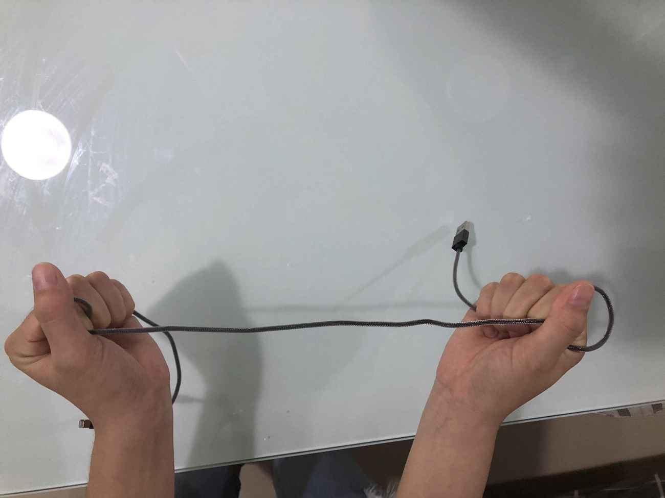 IQIYI Ultra Durable Lightning USB Cable