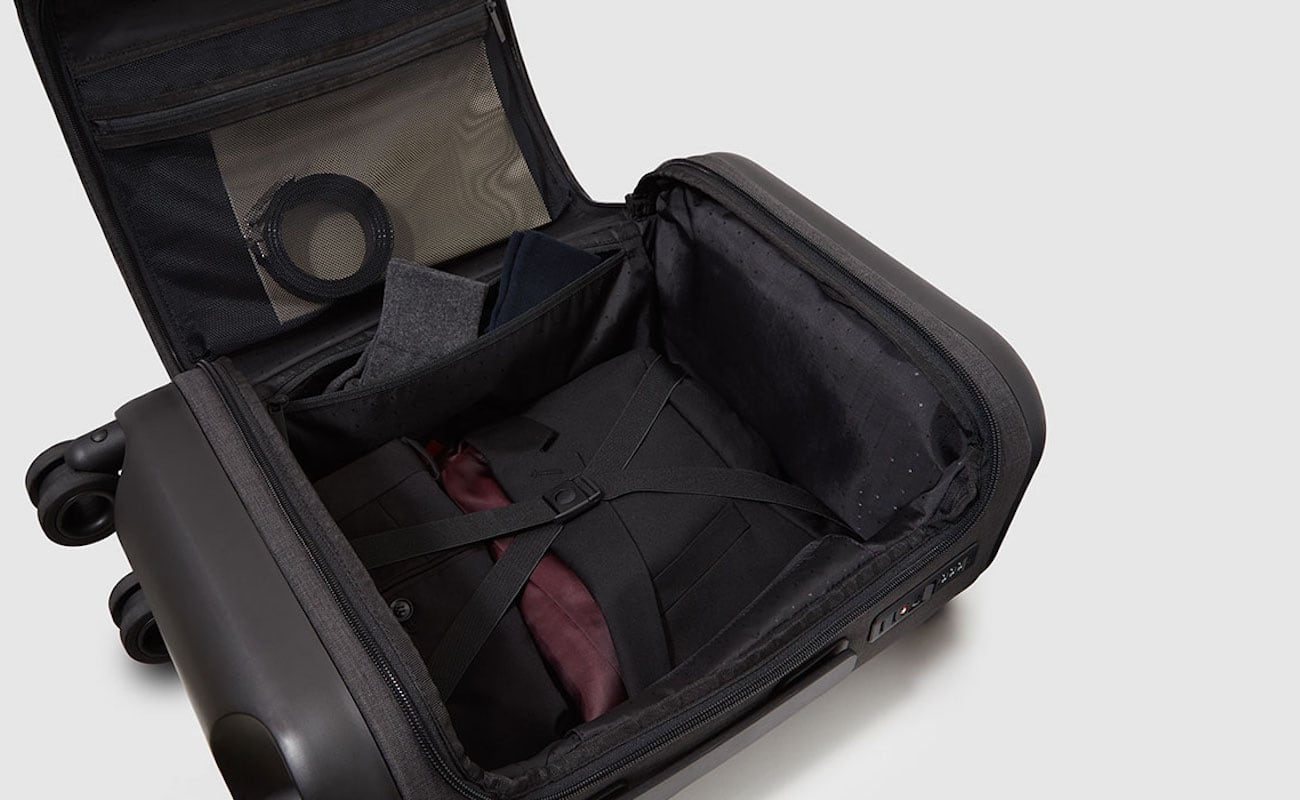 Incase ProConnected Carry-On Smart Luggage