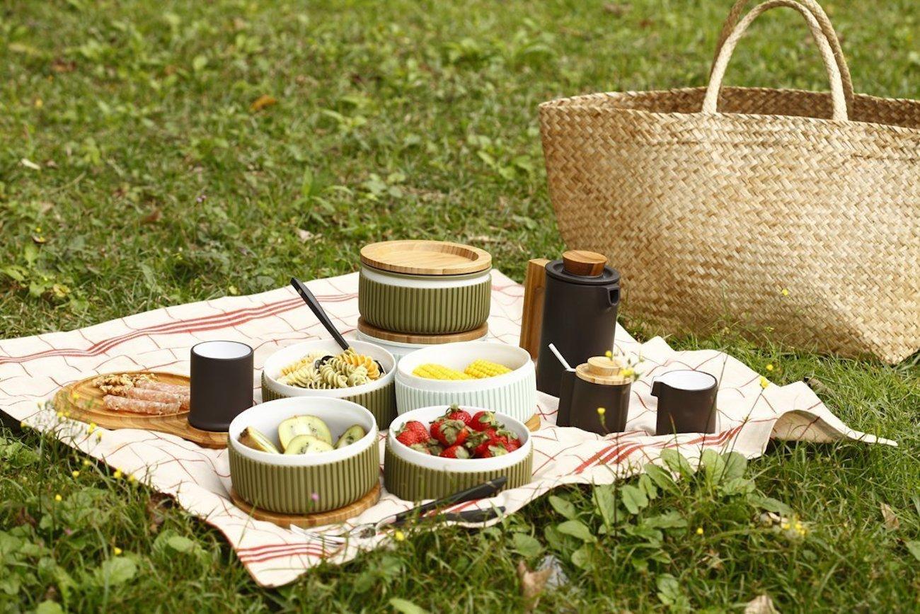 JIA Inc. Abundance Multifunction Food Box