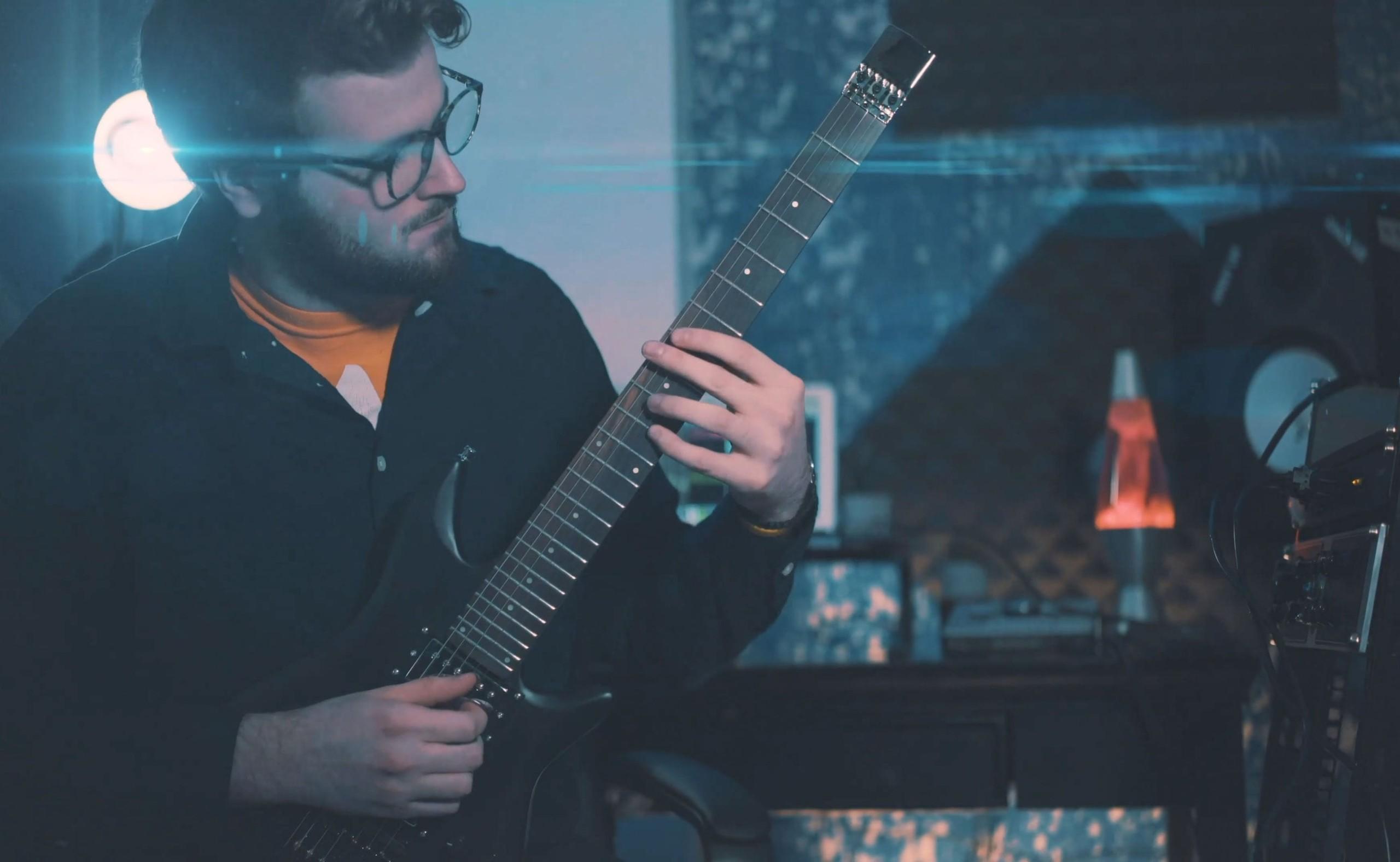 Jamstik Studio MIDI Guitar