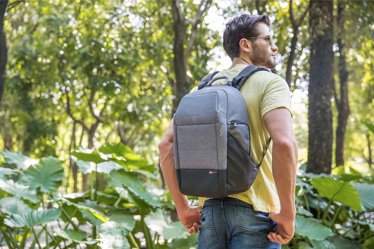 KUWOW All Weather Smart Backpack