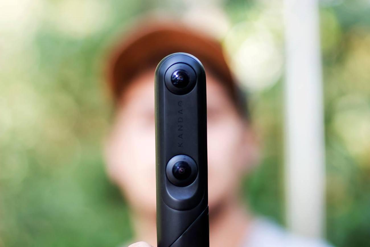Kandao QooCam 360 and Stereo Camera