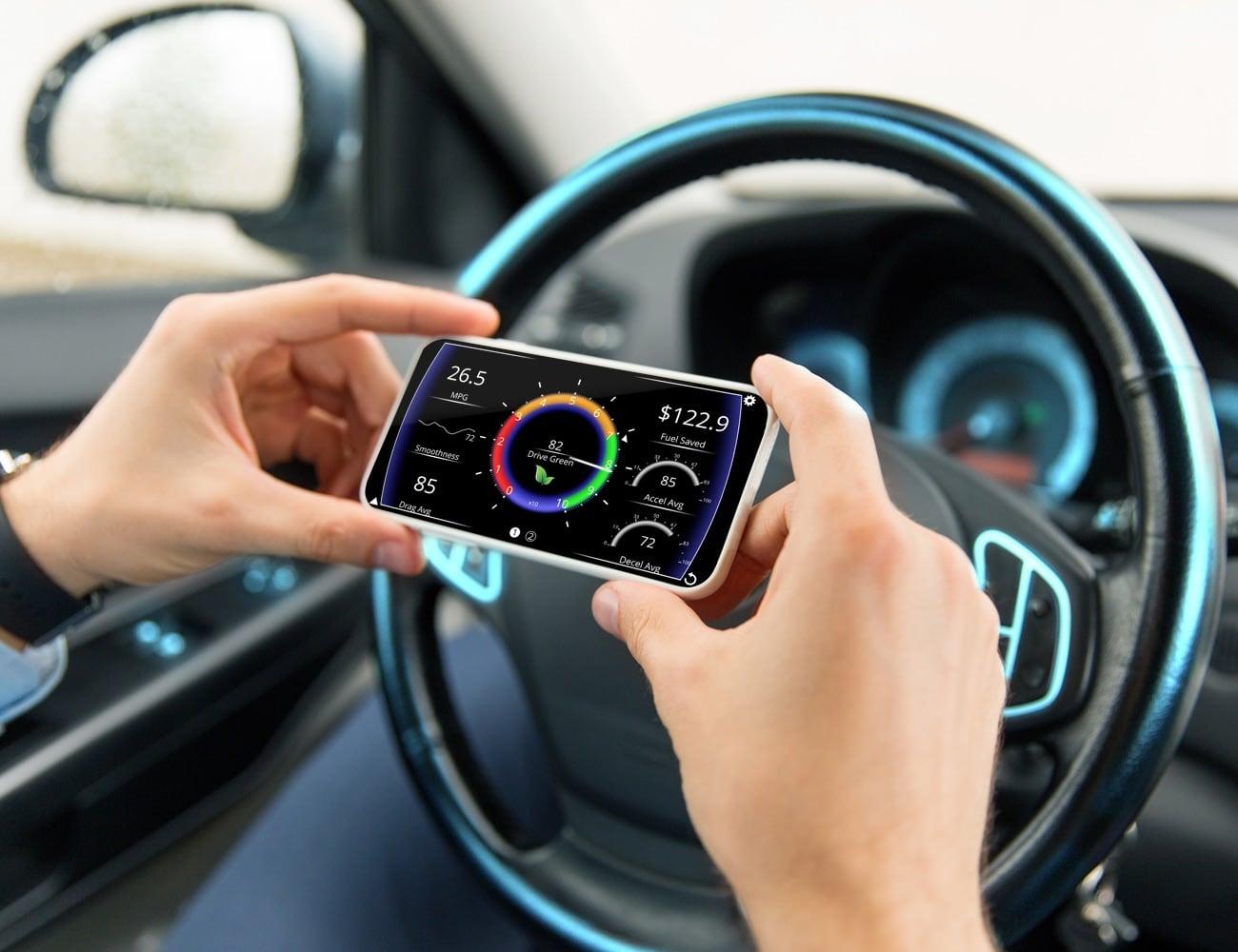 Kiwi 4 Smart Wireless OBD Device