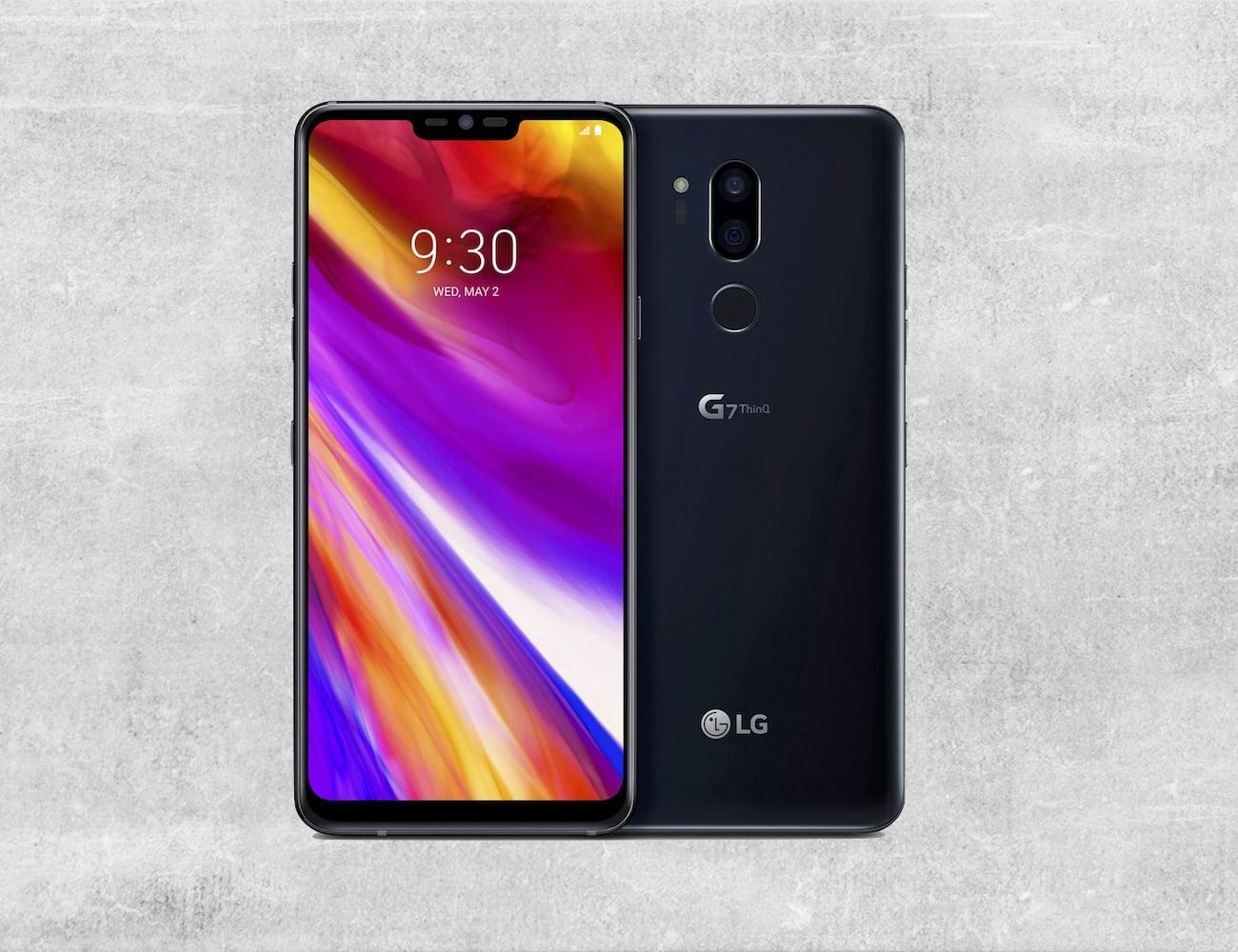 LG G7 ThinQ Boombox Speaker Smartphone