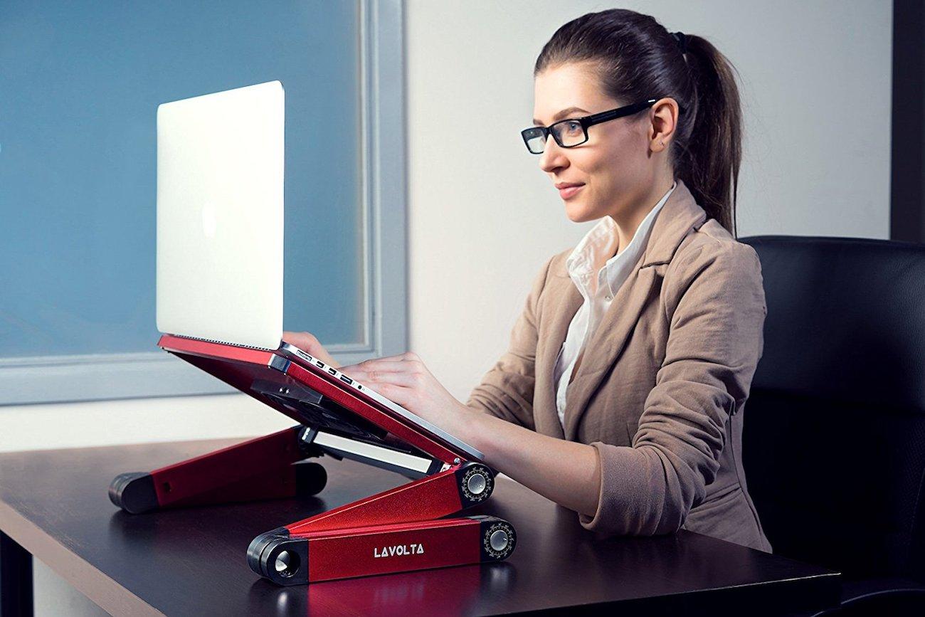 Lavolta Ergonomic Foldable Laptop Stand