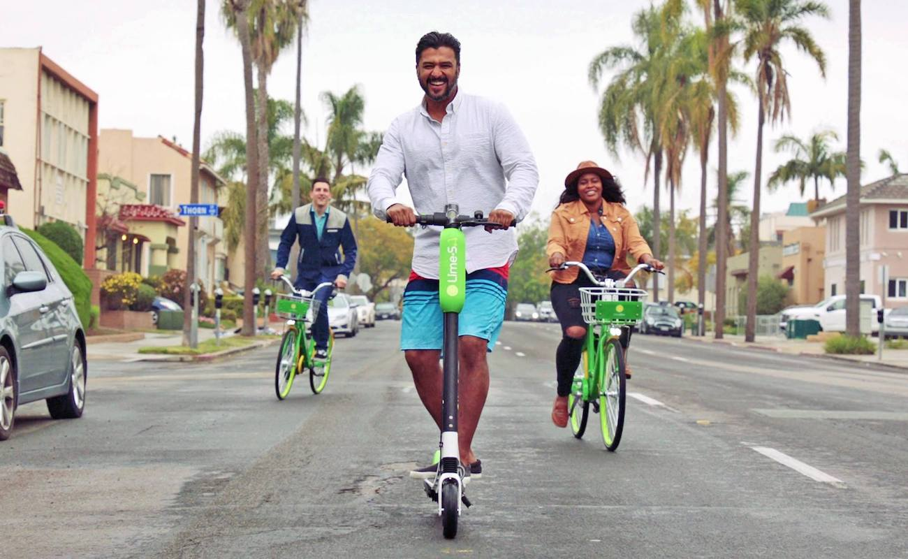 Lime-S Segway Edition Electric Scooter