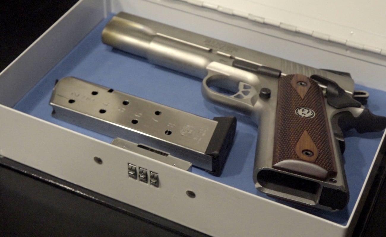 Lock It Up Box Diversion Book Gun Safe