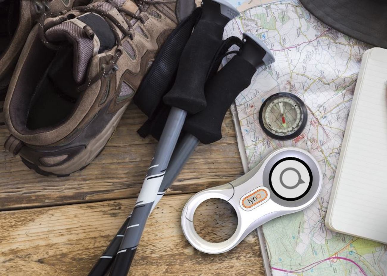 Lynq Long-Range Location Tracker