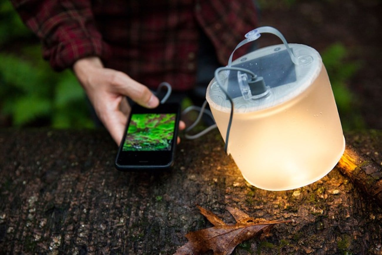 MPOWERD Luci Lux Pro Inflatable Solar Lantern