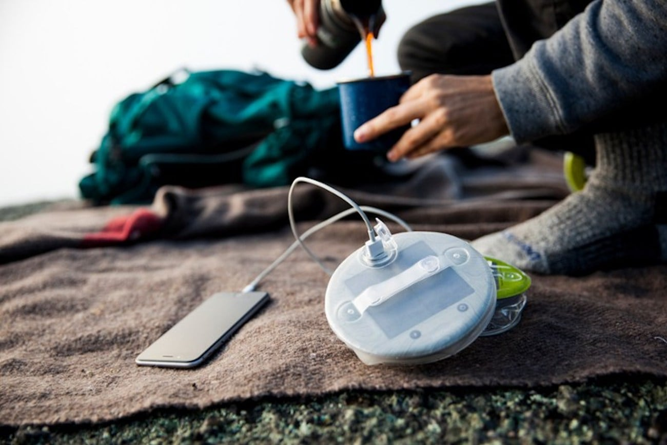 MPOWERD Luci Lux Pro Inflatable Solar Lantern