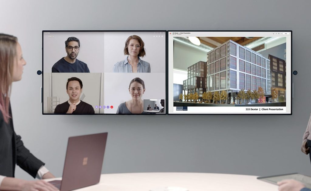 Microsoft+Surface+Hub+2+4K+Interactive+Whiteboard