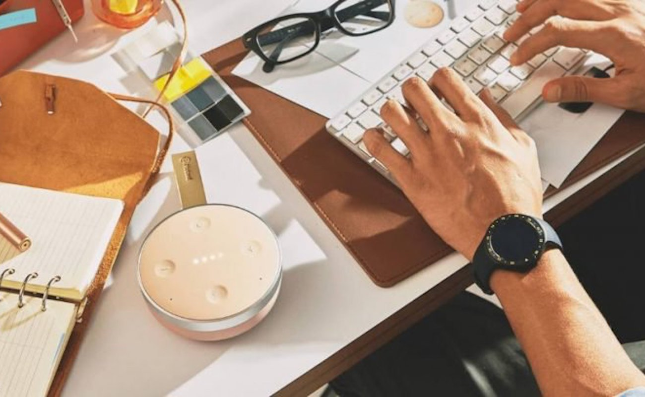 Mobvoi TicHome Mini Smart Wi-Fi Speaker
