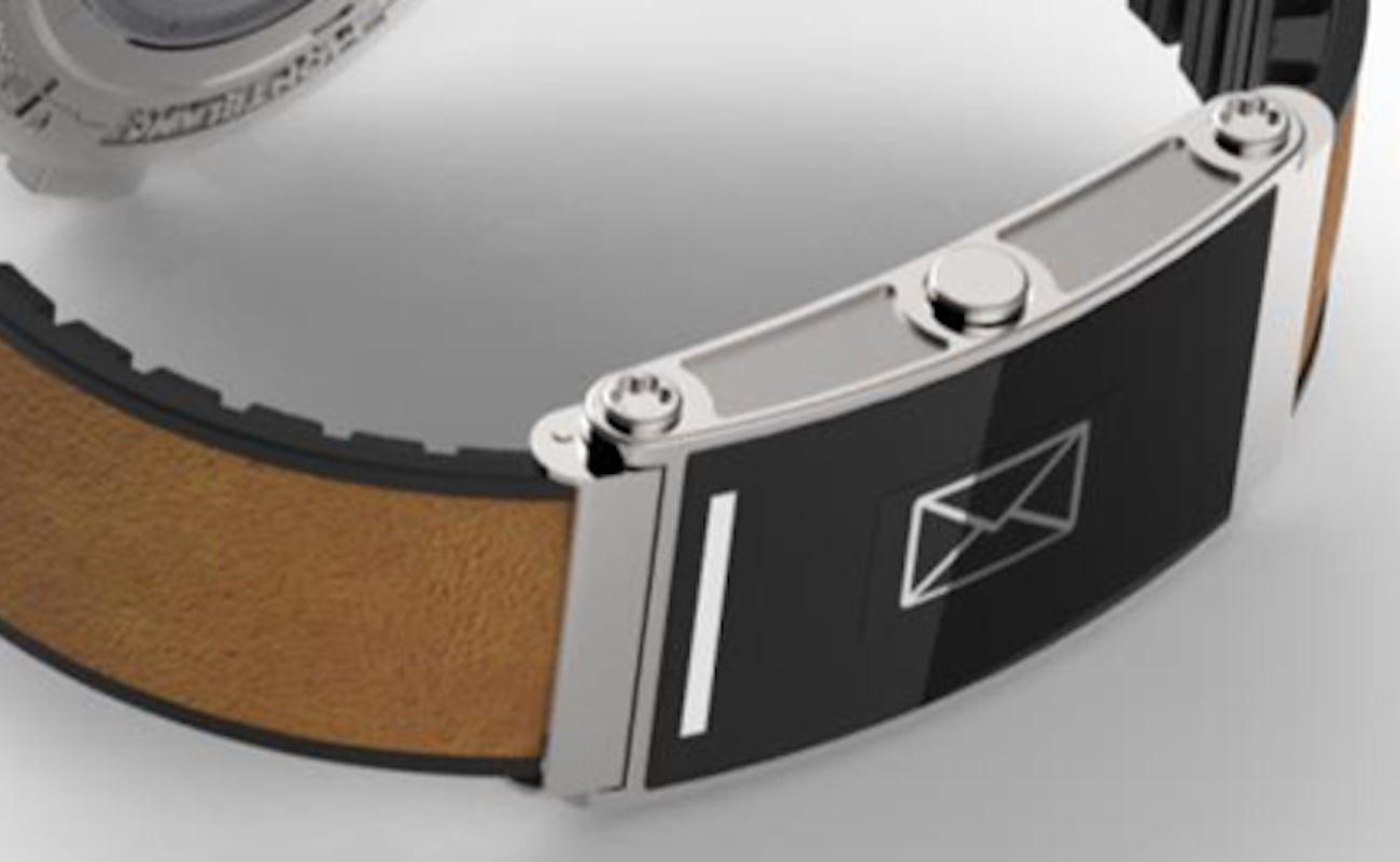 Montblanc TWIN Bluetooth Smart Watch Strap