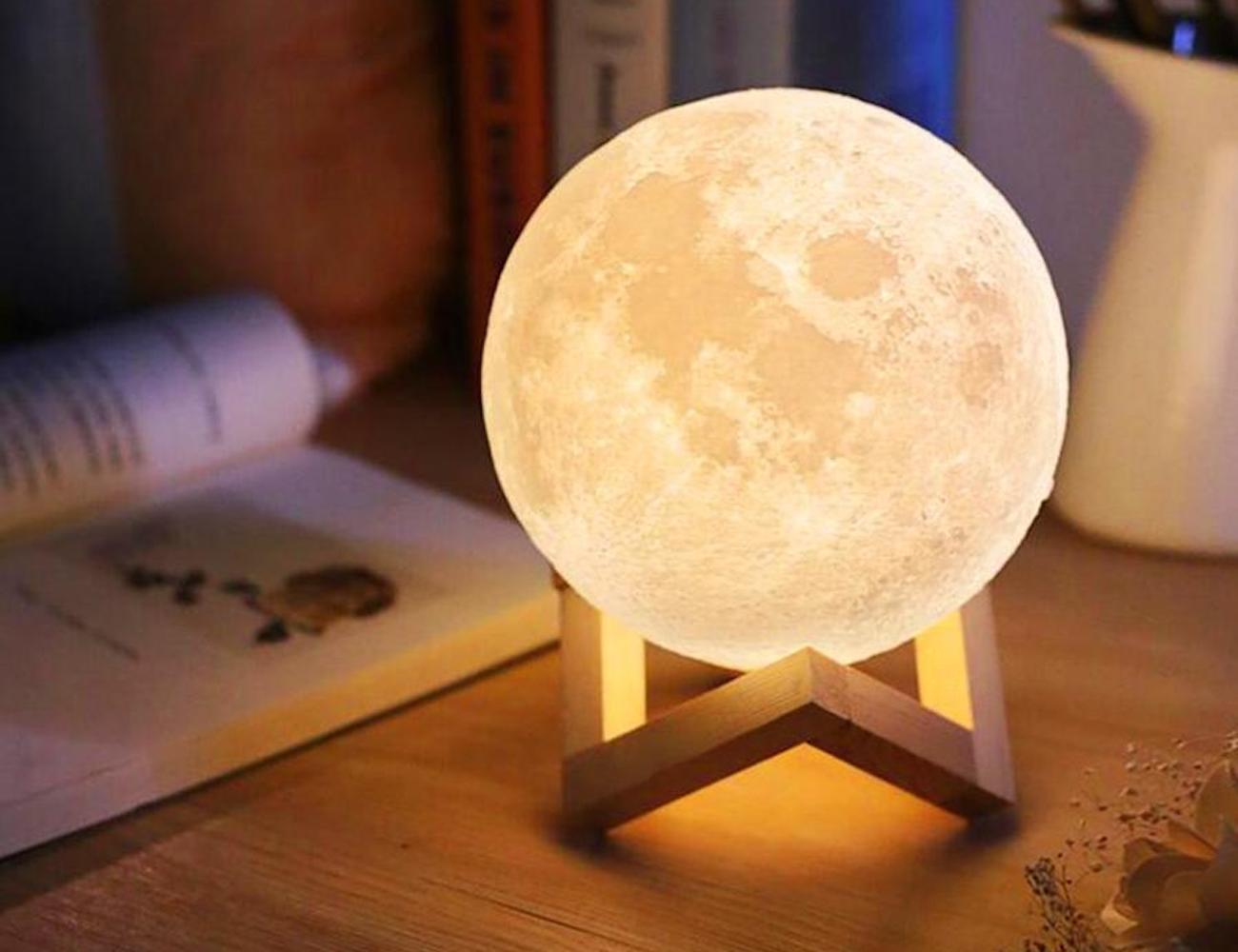 My Metanoia Moon Night Light
