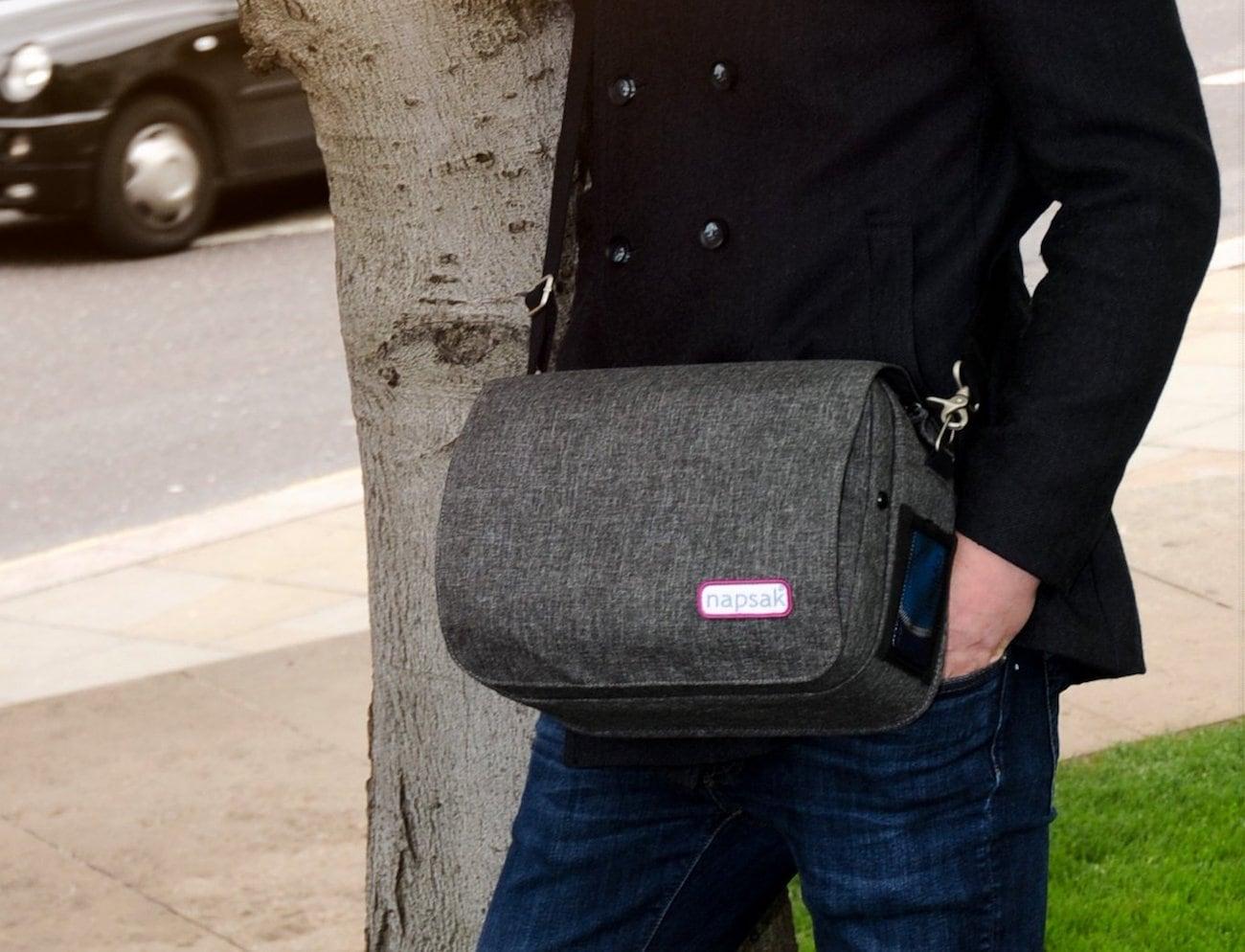 Napsak Convertible Bag Headrest