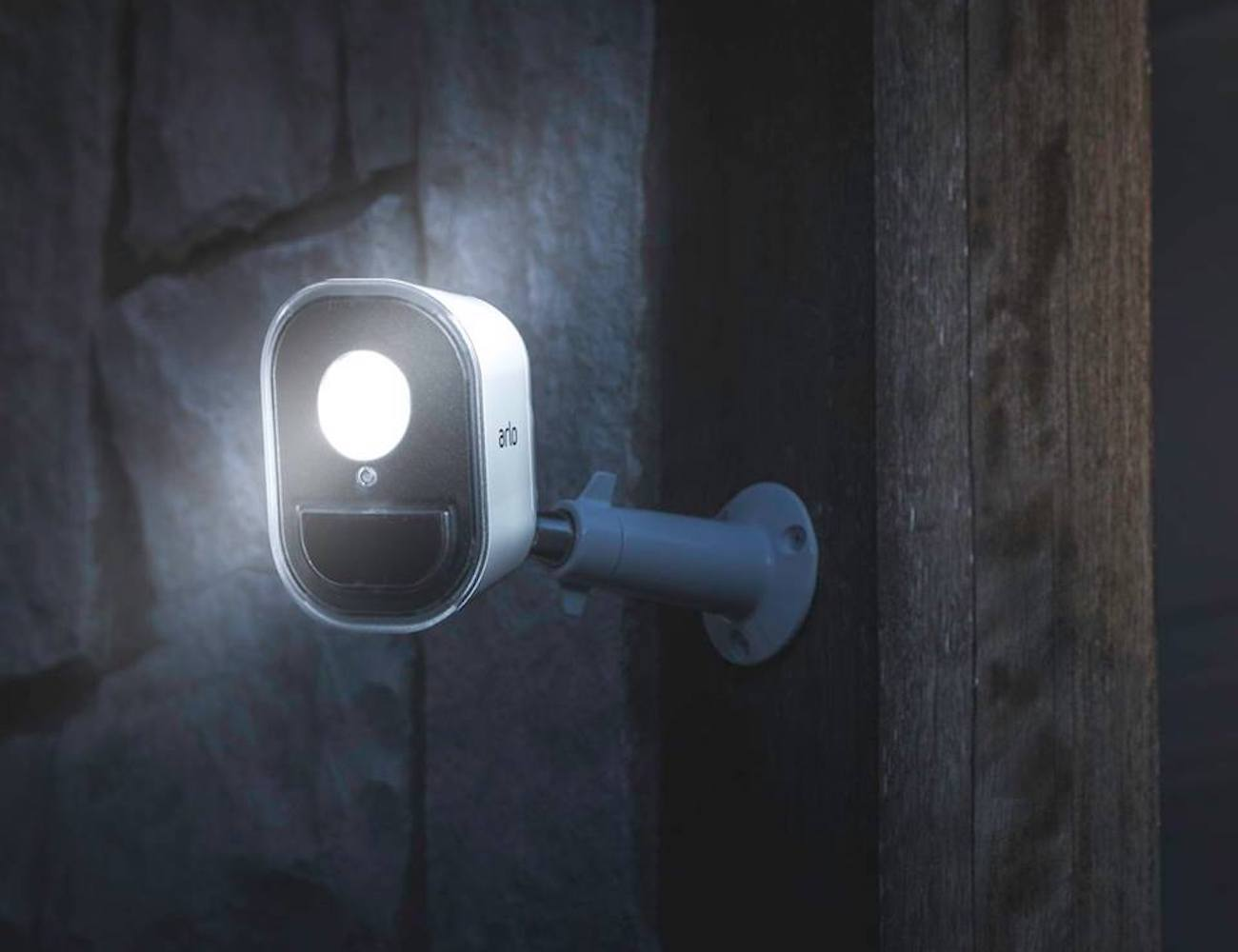 Netgear arlo smart home security light gadget flow netgear arlo smart home security light aloadofball Images