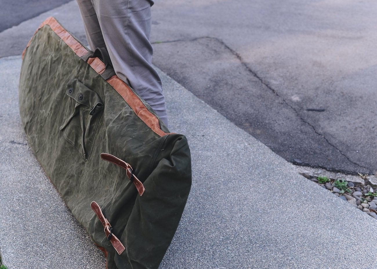 No Excuse Co. Military Board Bag