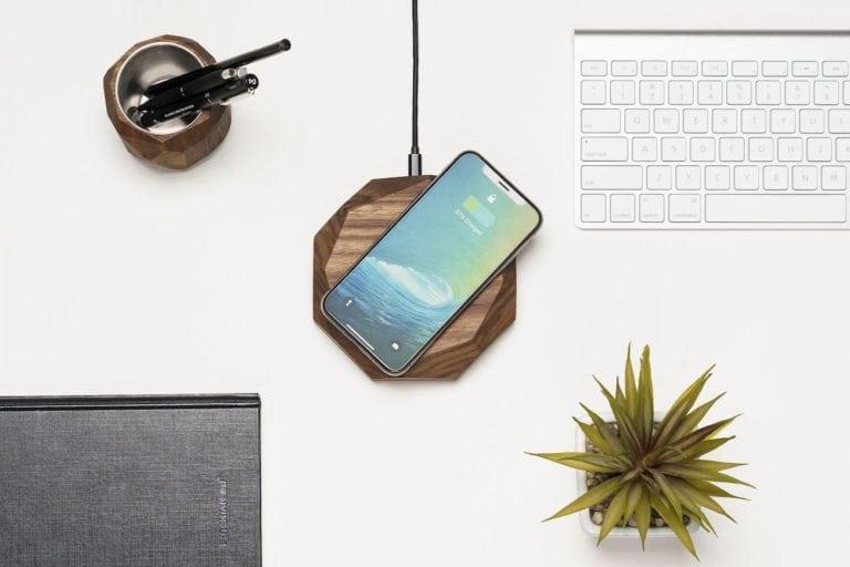 Oakywood+Wood+Wireless+Charger