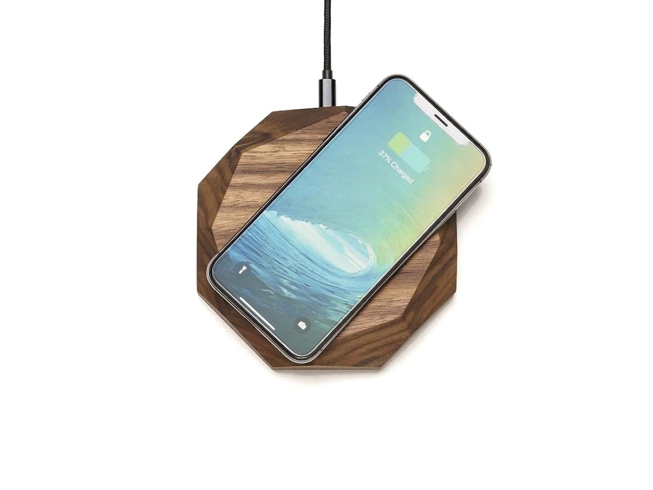 Oakywood Wood Wireless Charger