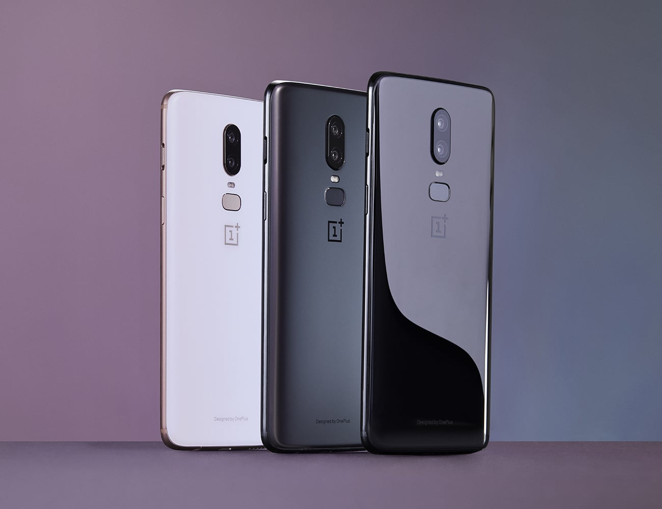 OnePlus 6 Glass Dual Camera Smartphone