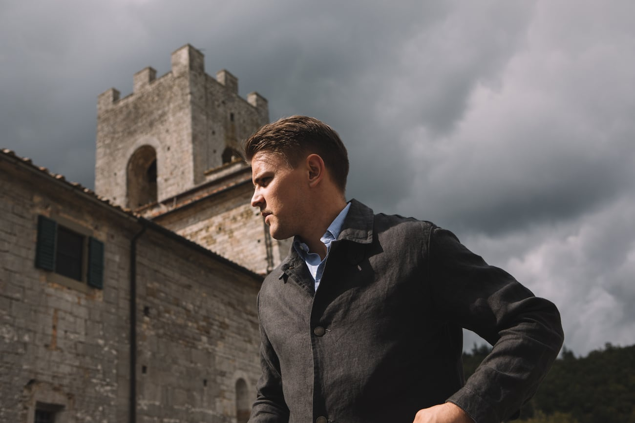 Opera Campi Premium European Hemp Jacket