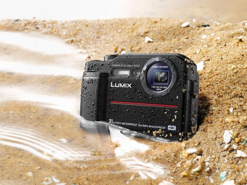 Panasonic+LUMIX+TS7+Waterproof+Tough+Digital+Camera