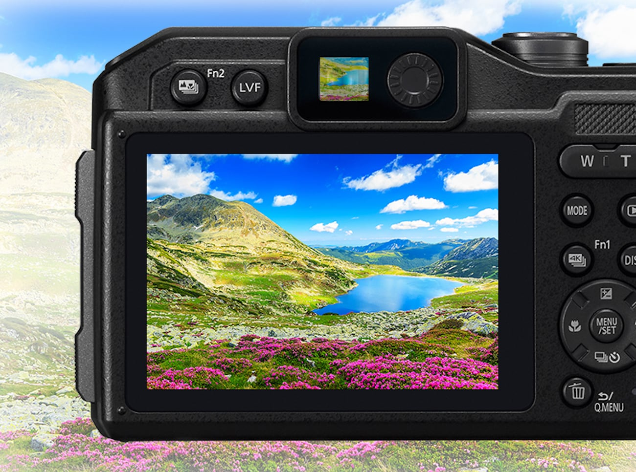 Panasonic LUMIX TS7 Waterproof Tough Digital Camera