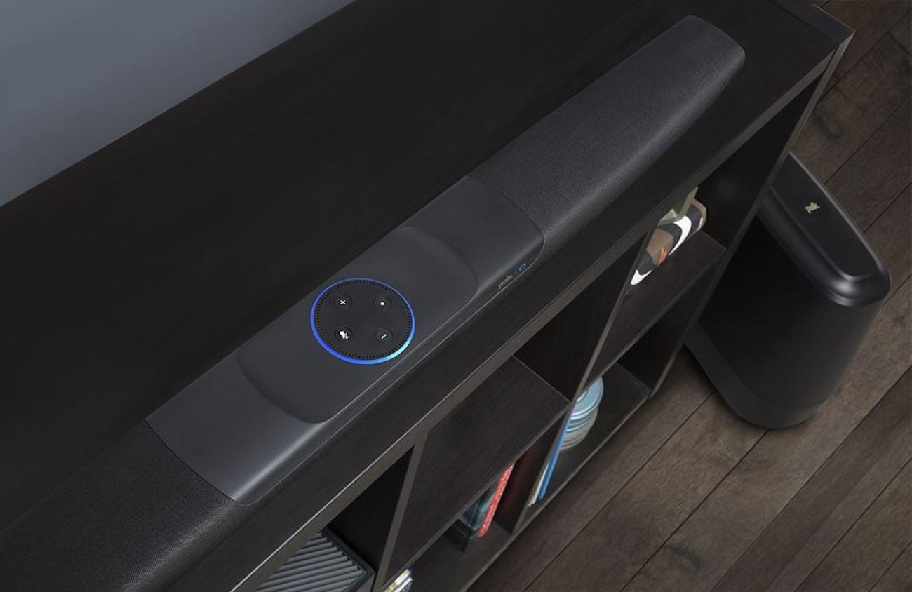 Polk Audio Command Alexa Sound Bar