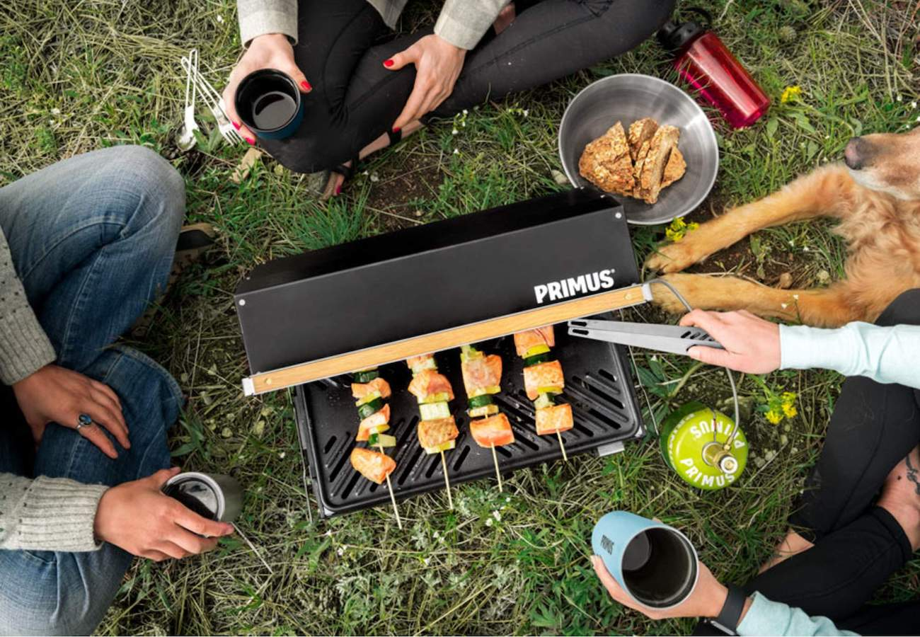 Primus Kuchoma Lightweight Barbecue Grill