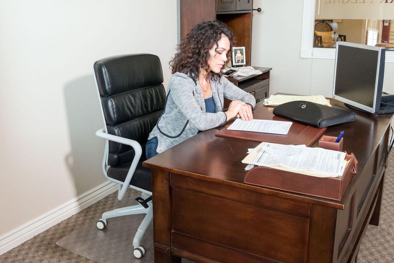 ProPedic Adjustable Office Chair